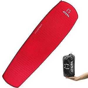 atepa 高级超轻环保户外露营徒步背包旅行 self-inflating 睡垫