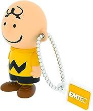 Emtec 花生 2.0 USB 闪存盘 (ECMMD8GPN100) ECMMD8GPN101
