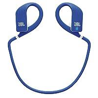 JBL Endurance Jump 专业跑步运动耳机 触控通话 挂耳式磁吸防水耳塞 无线蓝牙入耳式音乐手机游戏耳麦 蓝色
