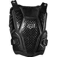 FOX 胸甲 Raceframe Impact - Flo 黃色 S-M 黑色 24265_001_S/M