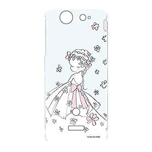caho 手机壳透明硬壳印花婚礼手机壳适用所有机型  ウェディングC 2_ Xperia SX SO-05D