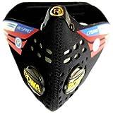 RESPRO 英国进口N95级呼吸阀 骑行口罩 防雾霾过滤PM2.5口罩