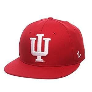 ZHATS NCAA 男式 M15 棒球帽 深红色 7_5/8
