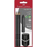 Faber-Castell Red-range 烤架2001 黑色