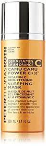 Peter Thomas Roth Camu Camu Power Sleeping Mask, 3.4 Fluid Ounce