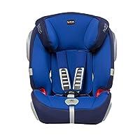 Britax 宝得适 汽车儿童安全座椅 全能百变王 五点式安全带 海洋蓝 适用于9个月-12岁