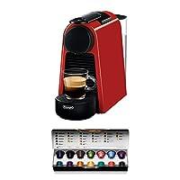 De'longhi 德龙 Nespresso Essenza Mini 咖啡机 红色 1