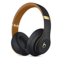 Beats Studio3 Wireless 头戴式耳机 - Beats Skyline Collection - 午夜黑 蓝牙无线 自适应消噪