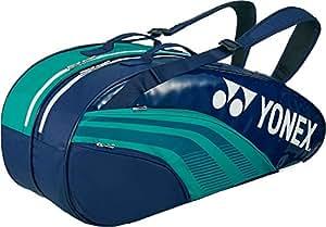 尤尼克斯(YONEX) 网球用 球拍袋6 (附背包) BAG1932R AQUA (301)