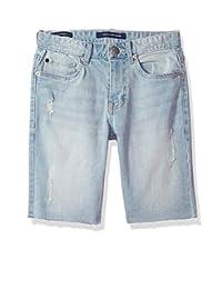Calvin Klein 男孩大牛仔短裤
