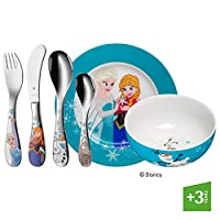 WMF 福腾宝 迪士尼冰雪奇缘 儿童餐具6件套装
