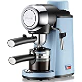 Bear/小熊 KFJ-A02N1咖啡机家用意式煮全半自动迷你蒸汽式打奶泡