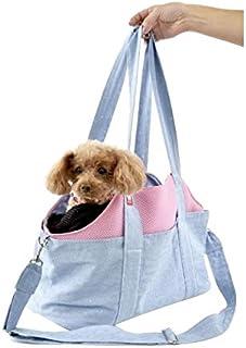 WHCY 宠物用品 外出・散步商品 Vaux 手提包 1720F104 粉色 M 尺寸