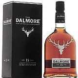 Dalmore 大摩 15年苏格兰单一麦芽威士忌 15YO Highland Single Malt Whisky 40% vol 700毫升 英国进口 洋酒