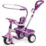 Little Tikes 小泰克 3合1推行三轮车紫色