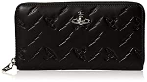 Vivienne Westwood 女式 钱包 VW51050023CTB02E1 黑色 10 * 3 * 19cm