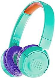 JBL 儿童用 耳机 搭载音量控制功能/带自定义贴纸JBLJR300BTTEL  无线(支持蓝牙)