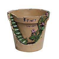 Echo Valley 6306 Fairy Garden 破碎花盆