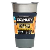 Stanley 史丹利 中性 探险系列不锈钢酒杯 10-01703