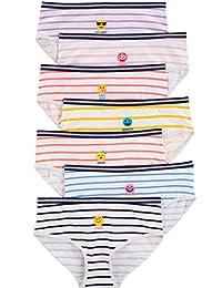 Carter's 卡特女童 7 件装印花日内裤