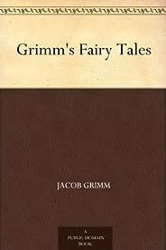 Grimm's Fairy Tales (格林童話) (免費公版書) (English Edit