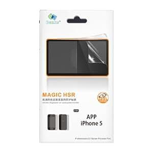 Benks 邦克仕 苹果 iphone5 HSR 高清高透防指纹套装贴膜 包括主屏幕膜+后背膜+摄像头膜