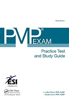 """""""PMP� Exam Practice Test and Study Guide (ESI International Project Management Series Book 16) (English Edition)"""",作者:[Ward PMP, J. LeRoy]"""