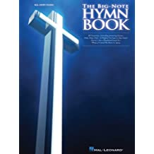 The Big-Note Hymn Book (Big-Note Piano) (English Edition)