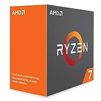 AMD Ryzen 7 1800X处理器(YD180XBCAEWOF)