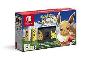 Nintendo Switch Pokémon:Let's Go,皮卡丘