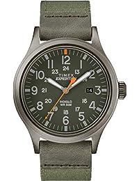 Timex 天美时 男式模拟经典石英手表 织物表带 TW4B14000