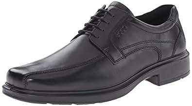 ECCOEcco 爱步 赫尔辛基HELSINKI 男士鞋带低帮鞋 Schwarz (BLACK 101) 39 EU