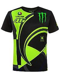 Valentino Rossi Replica-Monster Dual 男式 T 恤