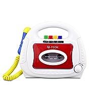 X4-Tech Bobby Joey 儿童盒式磁带播放器