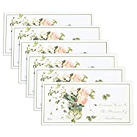 Frontia Memo pad 记事本日记 8.9cm2x17.78cm 小套 6 张衬垫纸 横切 可爱艺术礼物 日本文具
