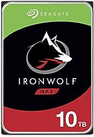 Seagate IronWolf NAS 内置硬盘ST10000VNZ008/N0008  IronWolf HDD 10TB