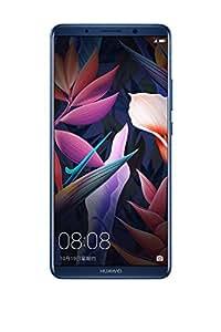 【顺电现货发售】HUAWEI 华为 Mate10 Pro 6GB+128GB 宝石蓝 移动联通电信4G手机 6英寸 双卡双待 智能手机 顺丰发货 可开专票