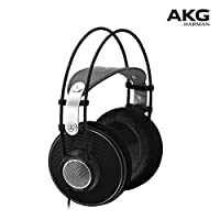 AKG 爱科技 PRO Audio K612PRO 耳机 参考工作室耳机