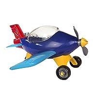 B.Toys 比乐 自己动手组装飞机快乐动手 模型组装玩具 3-8岁 BX1323Z