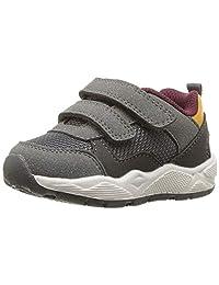 Carter's 男童 Blakey-b 灰色休闲运动鞋