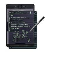New Boogie Board 繪圖平板黑板:Learning Resources 家庭教師用品非常適合記筆記繪畫板的感覺就像紙和鉛筆,8.5x11BN0110001