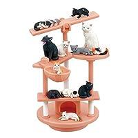 放松的动物亲子系列 一大群小猫