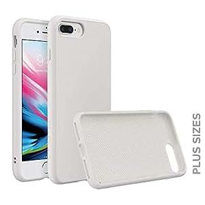 iPhone 8PLUS / 7Plus [ solidsuit ] / iphone 8PLUS / 7Plus [ solidsuit ] 套装 经典白色 Without Screen Protector