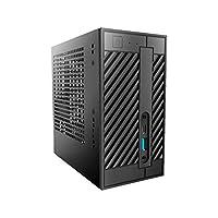 [Amazon.co.jp限定] ASRock AMD A300芯片套装 Mini-STX主板搭载准系统 [国内正规代理店商品]DeskMini A300/B/BB/BOX/JP-EC