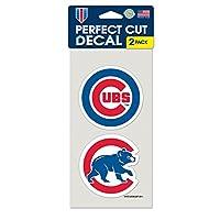 MLB Set of 2 Die Cut Decals
