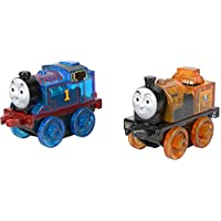 Fisher-Price Thomas & Friends MINIS,发光,托马斯和斯蒂芬