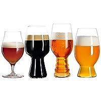 Spiegelau 精酿啤酒玻璃杯 精酿啤酒试饮套件 4991697 4个装