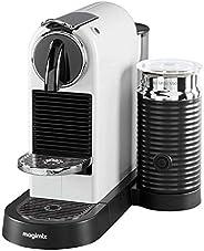 Nespresso Citiz 胶囊牛奶咖啡机,白色,by Magimix