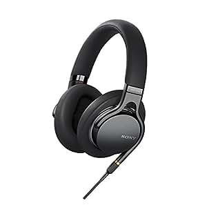 Sony - 1am2耳机 (High Resolution 音频, Beat Response Control, 超轻设计) 黑色