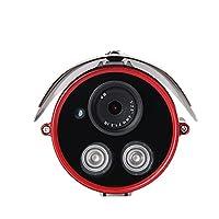 loosafe 龙视安 LS-RF45100 720p百万高清网络摄像机 ip camera 数字百万监控摄像头6mm